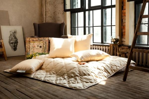 Как выбирать постельные принадлежности