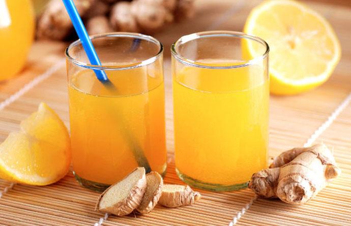 Куркума имбирь лимон рецепт для похудения